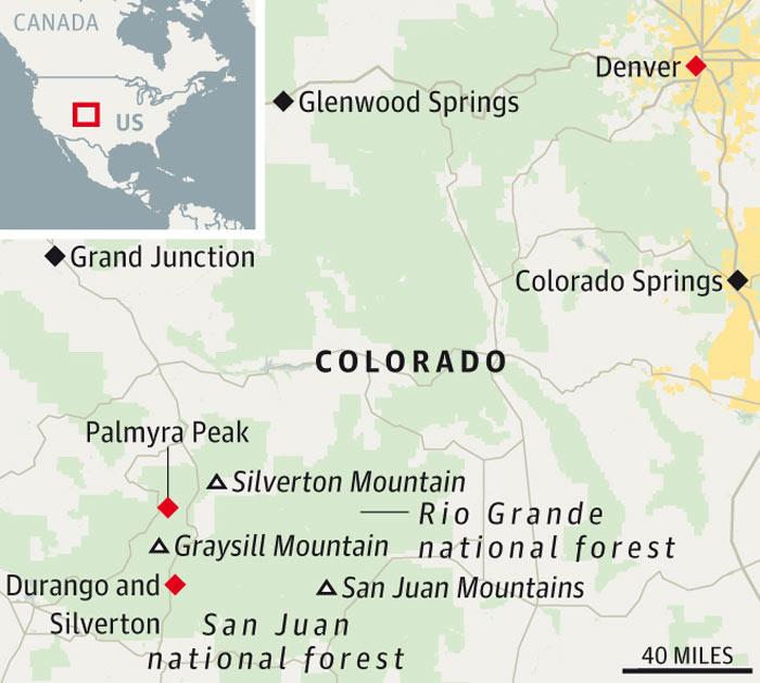 Ski Resorts in Denver Colorado Colorado's Secret Ski Resorts