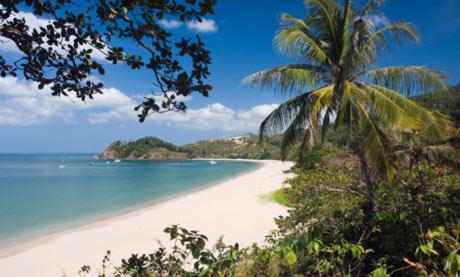 Kantiang Beach on Ko Lanta, Thailand