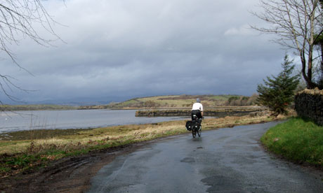On the North West Trail in Donegal