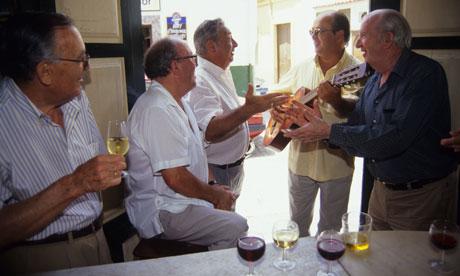Taberna Casa Manteca in Cádiz