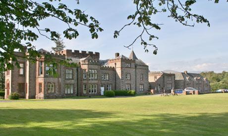 Irton Hall, Lake District