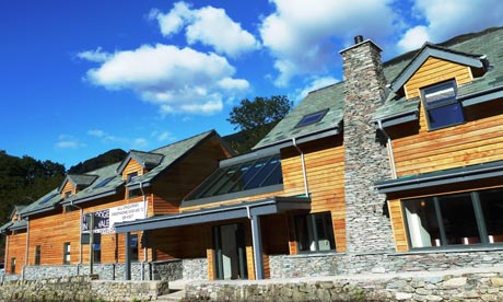 The Lodge in the Vale, Lake District