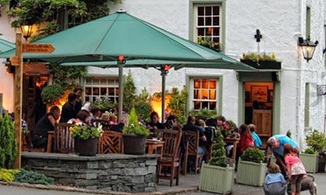 Masons Arms, Lake District