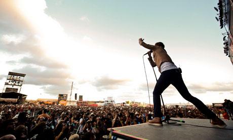 Optimus Alive Festival - Kaiser Chiefs