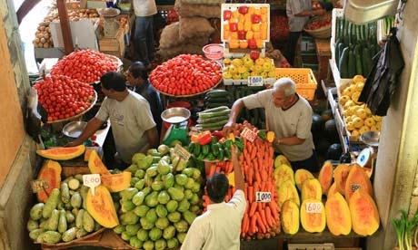 Angela hartnett 39 s creole kitchen travel the guardian - Mauritius market port louis ...