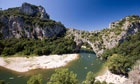 TV adventurer Ray Mears loves trekking in France's Ardèche