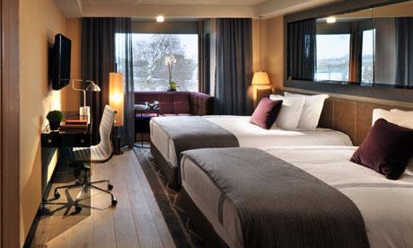 Belgraves hotel, London