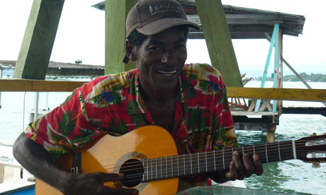 Calypso Joe, Panama