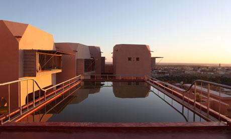 Dar Hi hotel, Tunisia