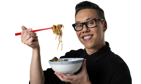 Gok Wan: 'I joke that I came out of my mother with chopsticks in my hands'