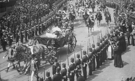 Diamond Jubilee Procession