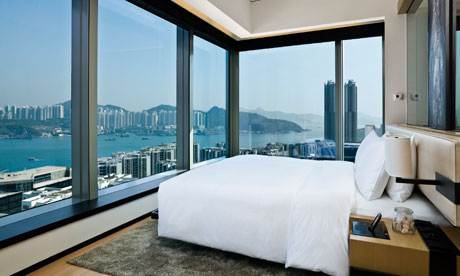 Top 10 hong kong boutique hotels travel the guardian for Top ten boutique hotels