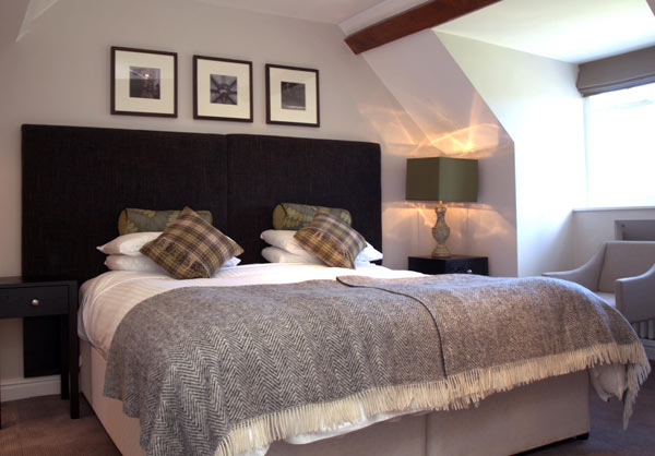 B B Review Dartington Hall Totnes Devon Travel The