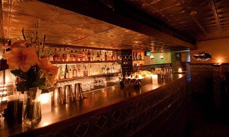 Bars in London