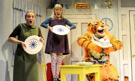 The Tiger who came to tea, Lyric Theatre, London