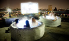 The Hot Tub Cinema, Hackney, London