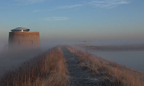 Visit a Martello Tower in Suffolk as part of Heritage Open Days