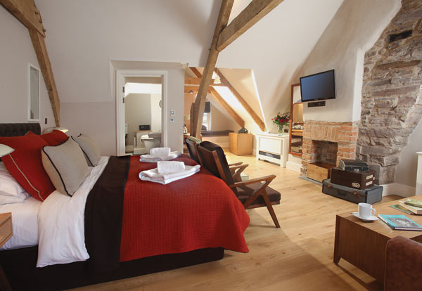Guesthouse Review Browns Laugharne Carmarthenshire