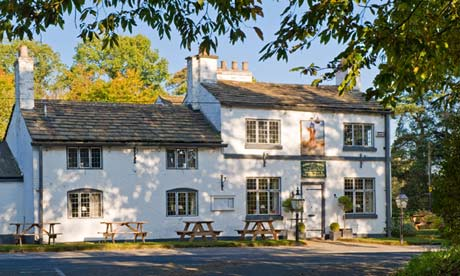The Wizard Inn, Alderley Edge, Cheshire