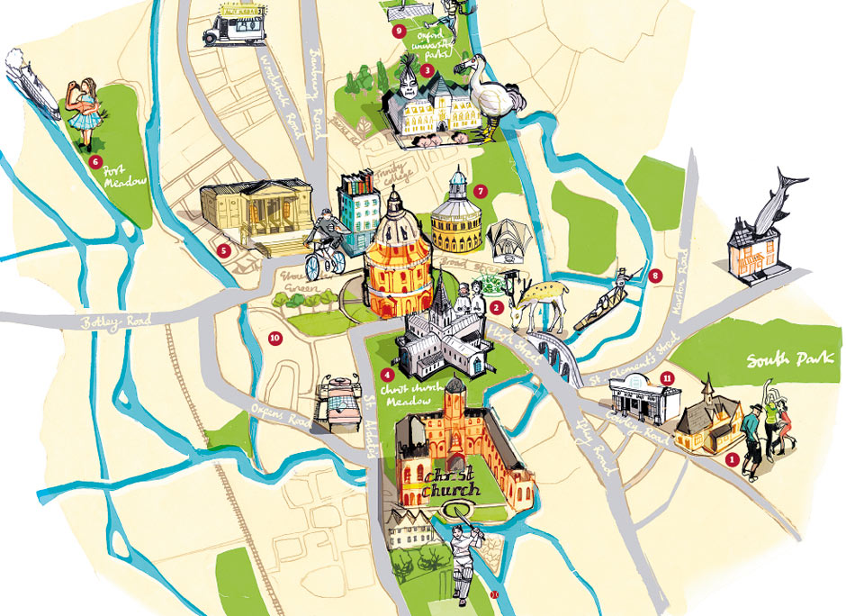 Locals' guide to Oxford | Travel | The Guardian