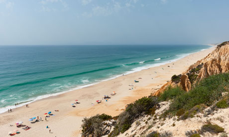 Comporta, in Portugal, is like Ibiza, but on a really good day