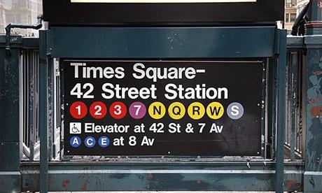 New York City ride station