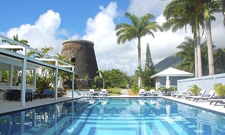 Nevis, the unspoilt Caribbean island
