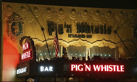 Pig'n Whistle Restaurant and Bar