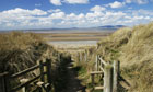 Walking the Cumbria Coastal Way, Cumbria, England