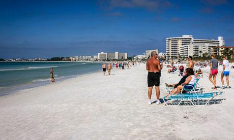 Siesta Key Beach Five Star Hotels