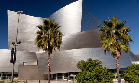 Frank Gehry, Walt Disney Concert Hall, D