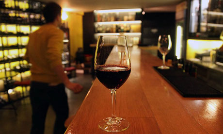 Oinoscent wine bar, Athens