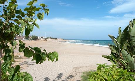 Malaga Spain Beaches
