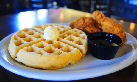 Gladys Knight & Ron Winans' Chicken & Waffles, Lithonia, GA