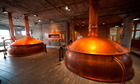 Anchor Brewing Company, California
