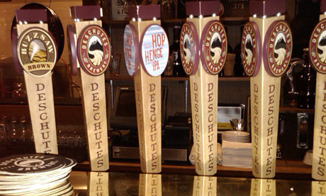 Deschutes Brewery Oregon<br />