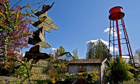 McMenamins Edgefield Oregon<br />
