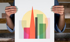 San Francisco poster sold through the Bold Italic