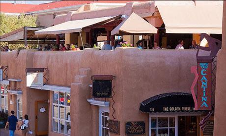 La Cantina at Coyote Cafe, Santa Fe