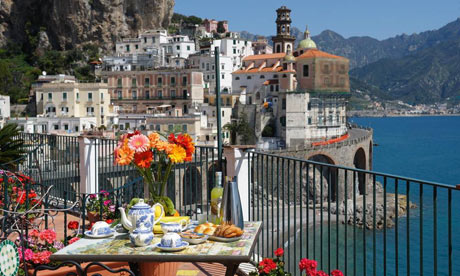 Eva Rooms, Atrani, Amalfi coast, south Italy