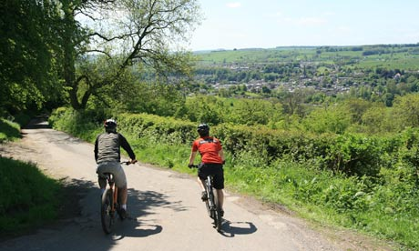 Bakewell, Calton Lees and Edensor circuit