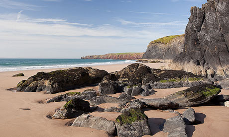 The best quiet beaches in the UK: experts share their secrets