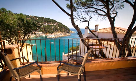 Spain best budget beach hotels on the costa brava and - Casa mar llafranc ...