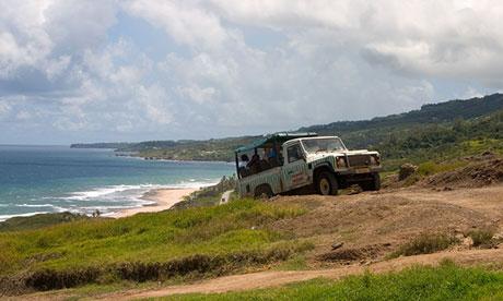 Jeep safari trip