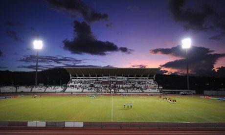 Dwight Yorke Stadium, Tobago