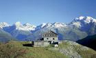 Switzerland, Graubünden, Grein
