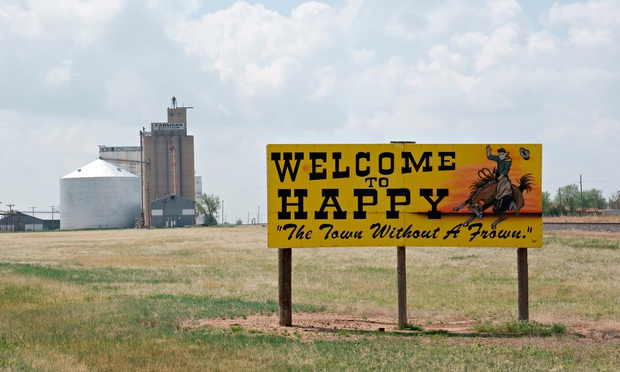 Welcome To Happy Texas Travel The Guardian