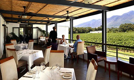 Franschhoek Kitchen, South Africa