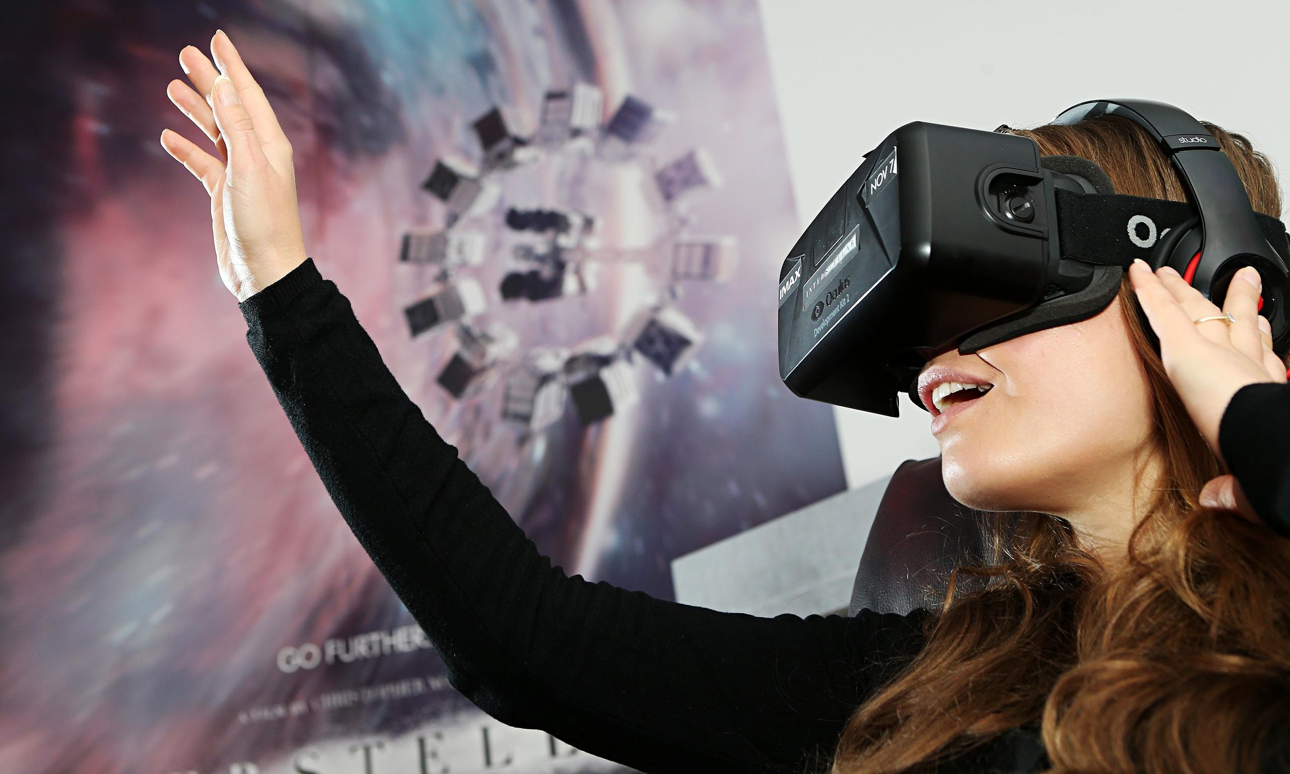 oculus, realidad virtual, virtual reality, nethunting