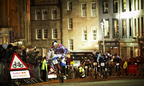 Red Bull Hill Chasers Edinburgh